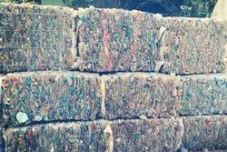 PET BOTTLES BALES