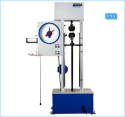 Analogue Tensile Testing Machine