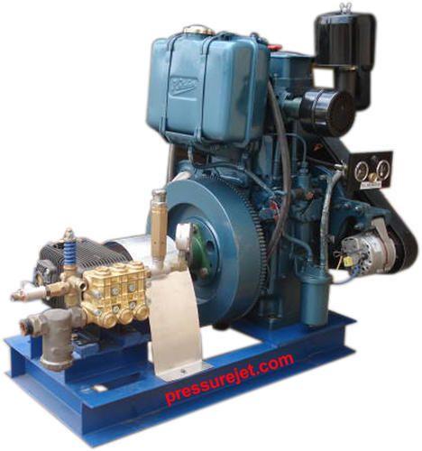 High Pressure Hydrostatic Test Pump