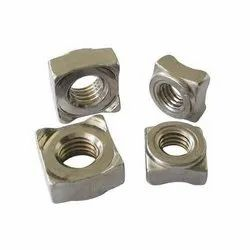 SS Square Weld Nut