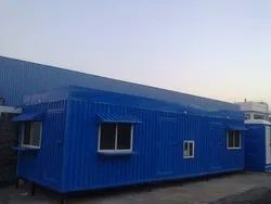 FRP Site Office Cabin