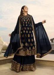 Drashti Dhami New Designer Salwar Suit