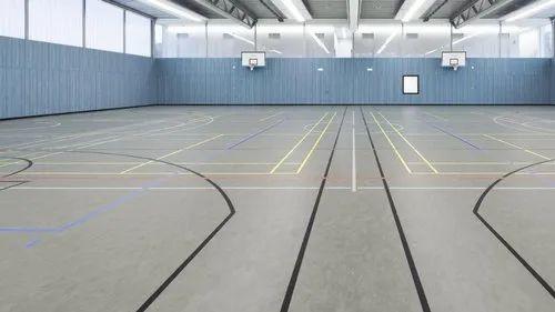 PU Sports Flooring Service