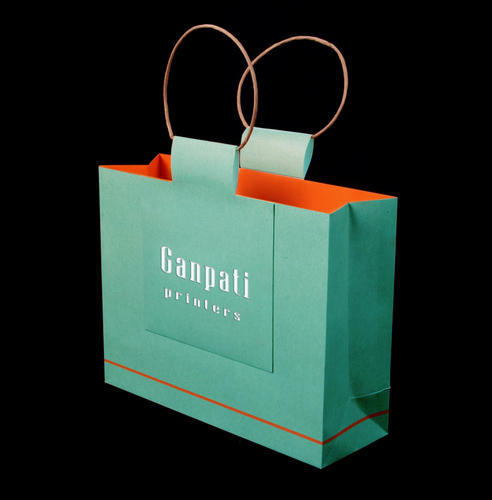 designer paper bags at rs 7 piece paper shopping bags id