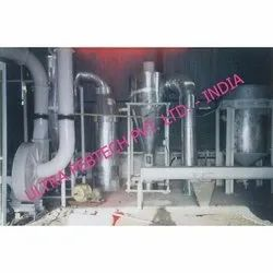 Ultra Febtech Stainless Steel Pneumatic Conveying Systems, Capacity: Up To 450 Tph