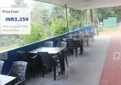 1N/2D Luxury Camp With 26 km Tour Package