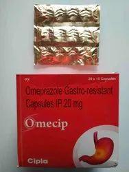 Omecip 20mg (Omeprazole)