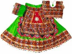Gujarati Traditional Ready to Wear Chaniya Choli - Lehenga Choli
