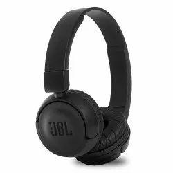 Wireless Black Jbl Bluetooth Headphone, 120 Gm, Model Name/Number: T500BT