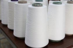 Raw Cotton Carded Yarn, For Weavinv And Knitting And Knitting
