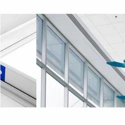 Aluminum Modular Grid ceiling
