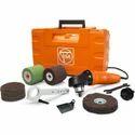 Stainless Steel-WPO 14-25 E Belt Sander