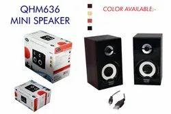 Quantum QHM636 USB Mini Speaker