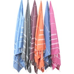Sultan Peshtemal Turkish Bath Hammam Cotton Fouta Beach Towel