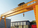 Heavy Duty Gantry Cranes, Capacity: 5-10 And 10-15 Ton