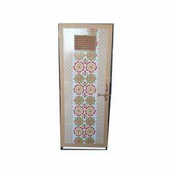 Polished Wooden PVC Door