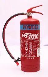 Mild Steel DCP Fire Extinguisher