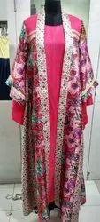 Silk Daraa/ Abaya