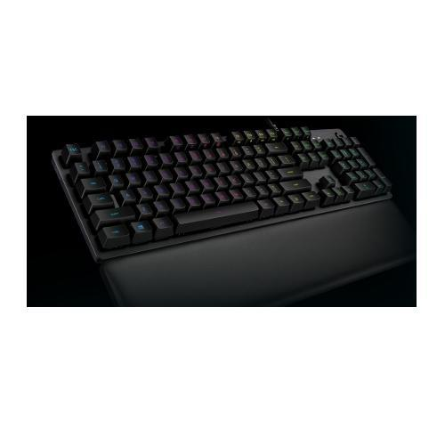 ab1aed210b7 Logitech Black Linear Carbon Version Gaming Keyboard at Rs 23101 ...