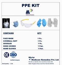 90 GSM Personal Protective Equipment