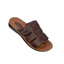 Formal Men PU Mens Slipper, Size: 6-10
