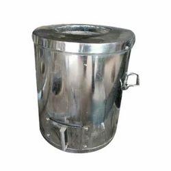SS Coal Drum Tandoor