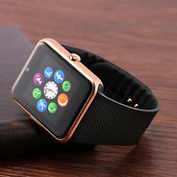 Bluetooth Smart Watch GT08 Wrist Watch Phone with Camera