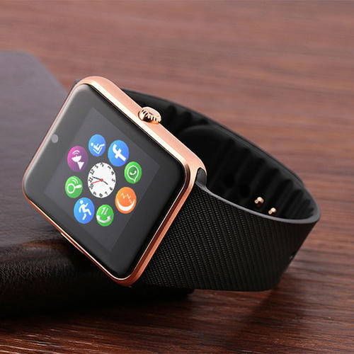 bb937604c Link+ Bluetooth Smart Watch GT08 Wrist Watch Phone With Camera