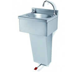 Foot Pedal Operated Sink