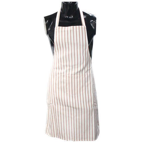 Cotton Cream Cookery Apron, for Kitchen