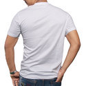 Biowash Plain Round Neck T Shirts