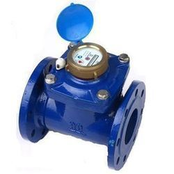 CI Woltman Water Flow Meter, Iso 4064, for Industrial, Laboratory