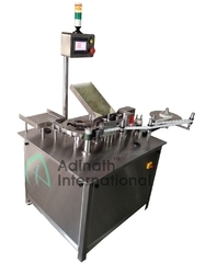 Glass Ampoule Labeling Machine