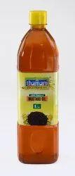 Thamani Wood Pressed Mustard Oil