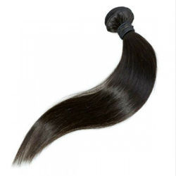 20 inch Indian Natural Human Weft Hair Extension