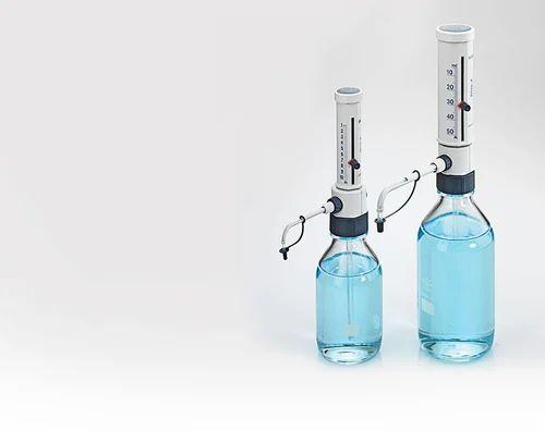Bottle Top Dispenser, बोतल टॉप डिस्पेंसर in Sadar Bazar, Ambala , Malik  Scientific Glass Works | ID: 15488438255