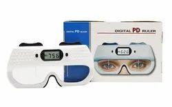 ASF Digital PD Ruler