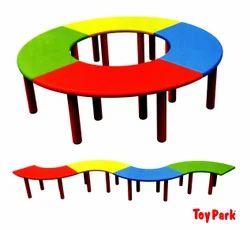Wave Table (4pcs Set)(f 860)