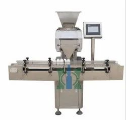 Herbal Capsule Counting And Filling Machine