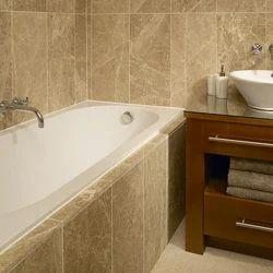 Marble Bathroom Tile, Usage: Flooring, Wall Tile