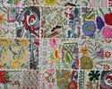 Applique Patchwork Kantha Wall Hanging