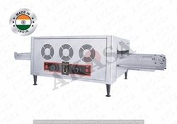 Akasa Indian Electric Conveyor Pizza Oven 18 Pizza