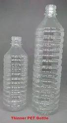 Thinner PET Bottle