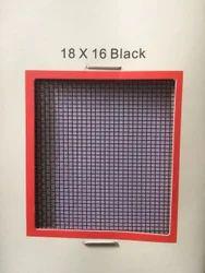 18x16 Black Wire Mesh