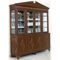 Wooden Crockery Cabinet
