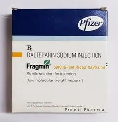 Fragmin 5000IU Injection