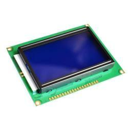 Graphic Blue LCD