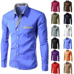Men Available In Various Color Casual Shirt