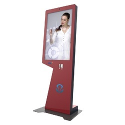 Check Out Visitor Management Kiosk