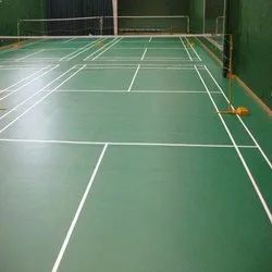 Multipurpose Sports Court Flooring